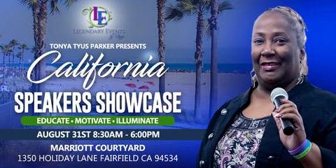 Tonya Tyus Parker's California Speakers Showcase