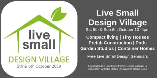 Live Small Design Village
