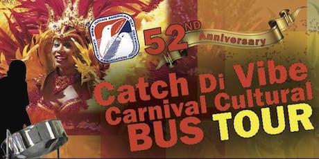Catch Di Vibe Bus Tour tickets
