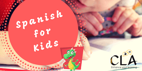 Spanish Classes for Children - Bangalow NSW tickets