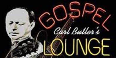 Carl Butler's Gospel Lounge w/ Nashville Singer Songwriter Rick Tiger
