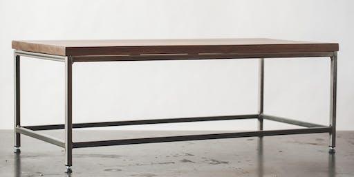 Intro to Furniture - Coffee Table