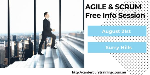 AGILE & SCRUM - Free Info Session & Workshop (CBD)