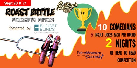 Roast Battle Comedy Show tickets