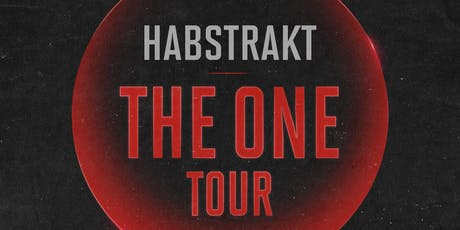 HABSTRAKT: The One Tour  at 1015 FOLSOM tickets