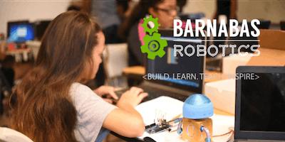 Pasadena Robot Workshops (K-2nd Grade, 3rd-6th Grade) - Robot Operation