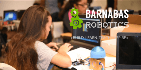 Pasadena Demo Robot Workshops For Kids (K-2nd Grade, 3rd-6th Grade) tickets