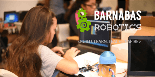 Pasadena Demo Robot Workshops For Kids (K-2nd Grade, 3rd-6th Grade)