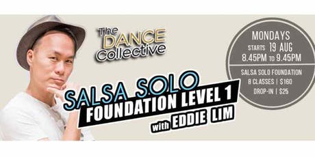 Salsa Solo 1 - Beginners Course tickets