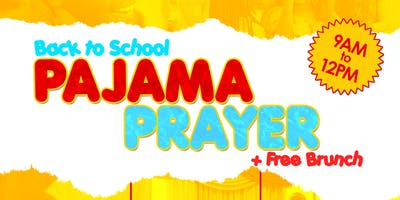Pajama Prayer