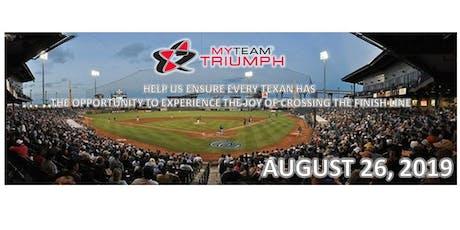 myTEAM TRIUMPH @ The Corpus Christi Hooks tickets