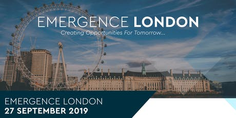 Emergence London tickets