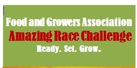 FGA Amazing Race Challenge:  Ready. Set. Grow