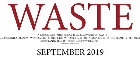 Waste Film Premire tickets