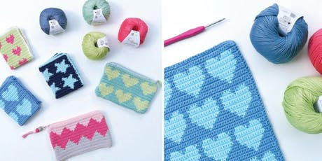 Intro to Tapestry Crochet tickets