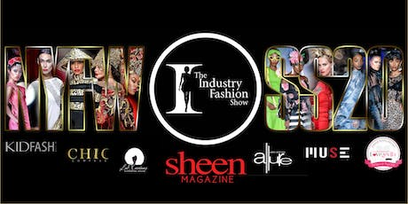 The Industry Fashion Show New York Spring Summer 2 tickets
