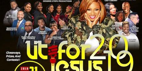 """""""LIT for Jesus"""" Gospel Concert Experience!! Featuring """"Kierra Sheard""""!! tickets"""