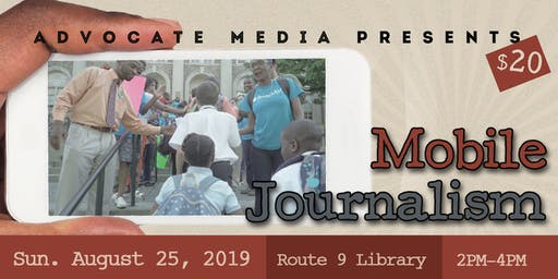 Mobile Journalism Workshop
