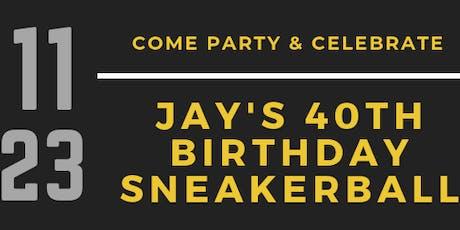 Jays Sneaker Ball tickets