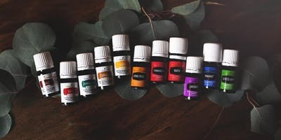 Fall Into Oils