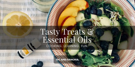 Tasty Treats & Essential Oils tickets