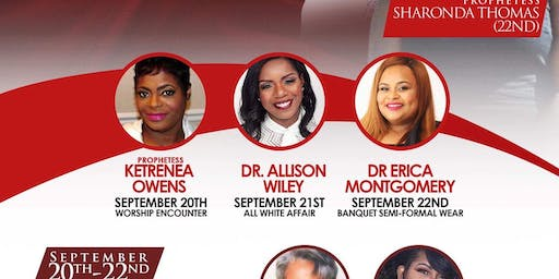 My Testimony Women's Conference