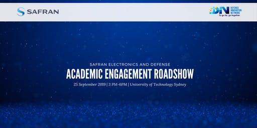Safran Academic Engagement Roadshow