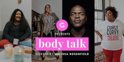 Meditating on What Matters: Body Talk