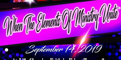 When the Elements of Ministry Unite