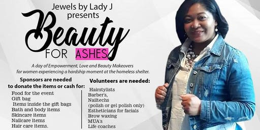 BEAUTY FOR ASHES - A Day of Beauty for Single Mothers