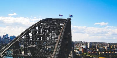 Arc Goes To... Sydney Harbour Bridge Climb