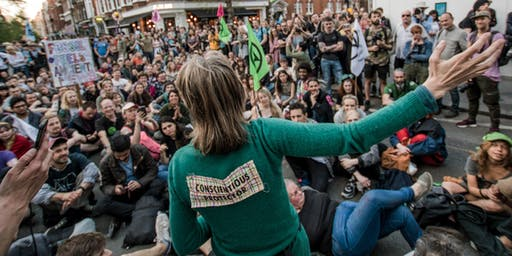 Averting Climate Catastrophe: Extinction Rebellion, Business & People Power