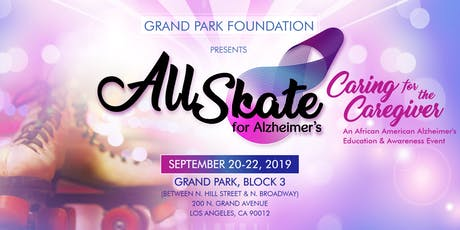 "All Skate for Alzheimer's: ""Caring for the Caregiver"" tickets"