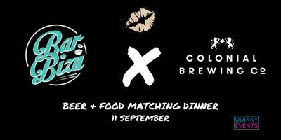Bar Bizu x Colonial Brewing Co. Dinner