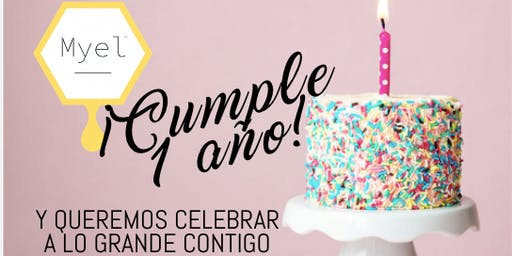 Myel te invita a la fiesta de cumpleaños
