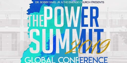 The Power Summit Global Conference  2019 Reserved Seating