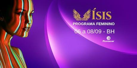 Ísis - Programa para Mulheres - Belo Horizonte ingressos