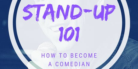Stand Up 101: How to Become a Comedian tickets