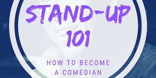 Stand Up 101: How to Become a Comedian