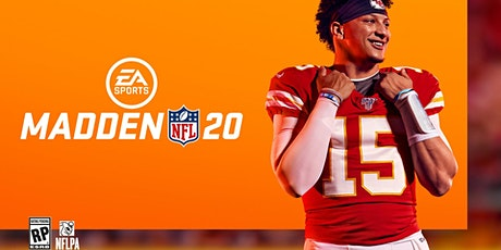 Shawt-Shawt's Hangout  Gaming Edition Madden 20 tickets