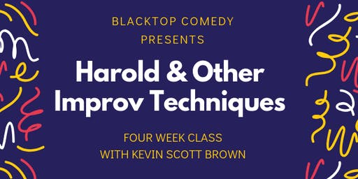 Harold & Other Improv Techniques