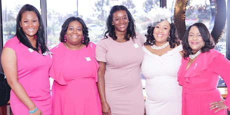 3rd Annual Brunch En Rose` - Breast Cancer Awareness Fundraiser Brunch  tickets