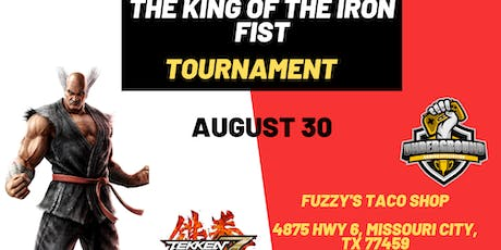 The King of the Iron Fist Tournament  tickets
