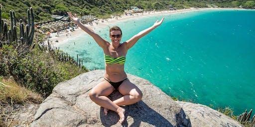 Bate e volta para Arraial do Cabo no Rio de Janeiro