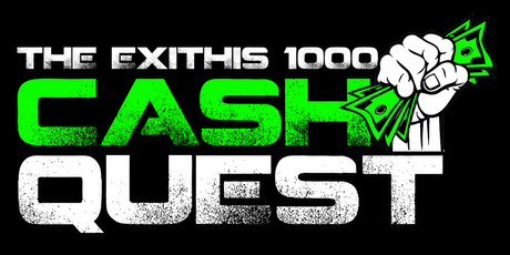 $1000 Cash Quest tickets