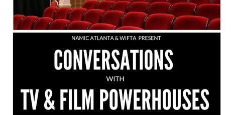 Conversations with TV & Film Powerhouses tickets