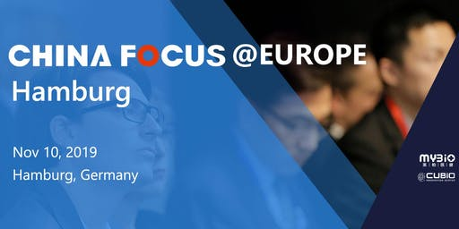 China Focus @Europe Hamburg 2019