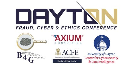 Dayton Fraud, Cybersecurity & Ethics Conference tickets