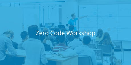 Zero Code Workshop tickets