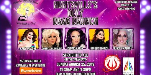 Huntsville's Only Drag Brunch - August